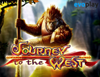 Slot Evoplay Journey To The West