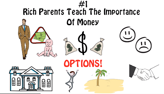 Rich Parents Teach the Importance of Money