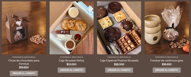 Cajas Brussels Delivery