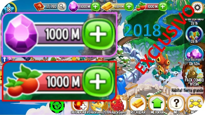 Dragon City Mod Apk 12.0.1 | Dragon City Hack 2021 | Unlimited Gems & Gold | Latest Mod Menu 2021