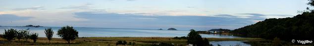 Panorama sulla baia di Paimpol