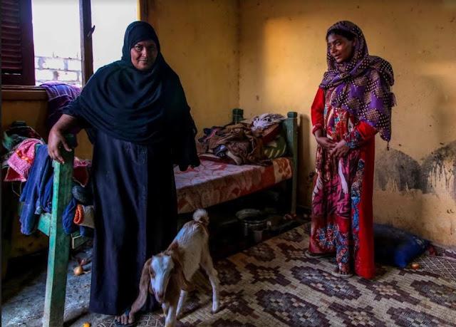 السماحة.. قرية مصرية للنساء فقط وممنوع دخول الرجال 95e1266c-52b0-47d1-ac2f-81fd03062e15