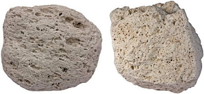 Proses, Ciri Fisik Batuan Beku Dalam dan Luar