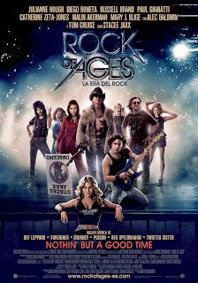 crítica de rock of ages