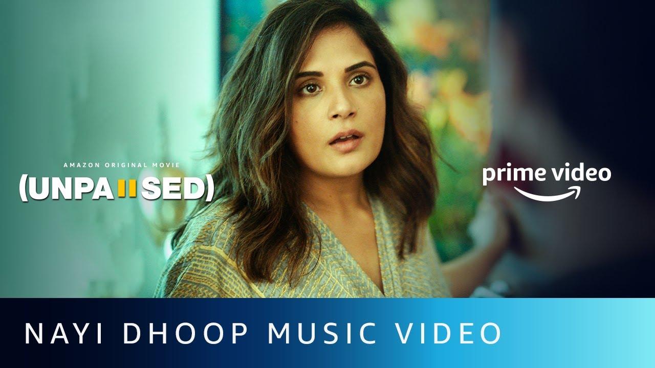 Nayi Dhoop Lyrics Unpaused | Zara Khan | Hindi Song Lyrics In English