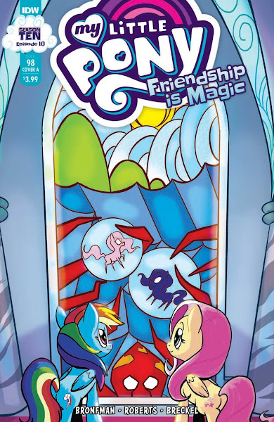 My Little Pony Comic #98
