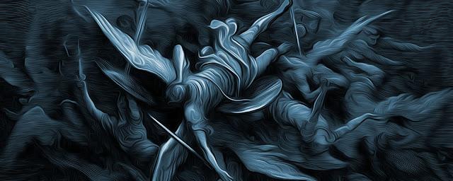 Balada de los caídos | Mitología | Los ángeles caídos.