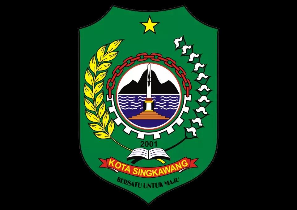 Logo Kota Singkawang Vector Zia Advertising
