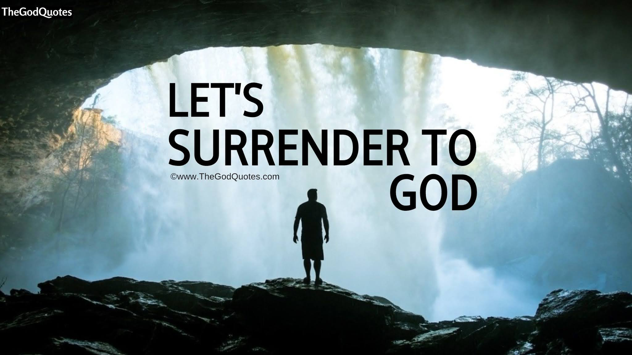Ways To Surrender To God And Let Go Easily