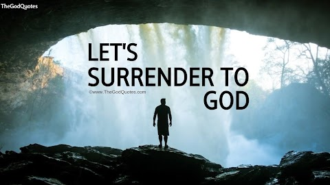 Best 5 Ways To Surrender To God And Let Go Easily