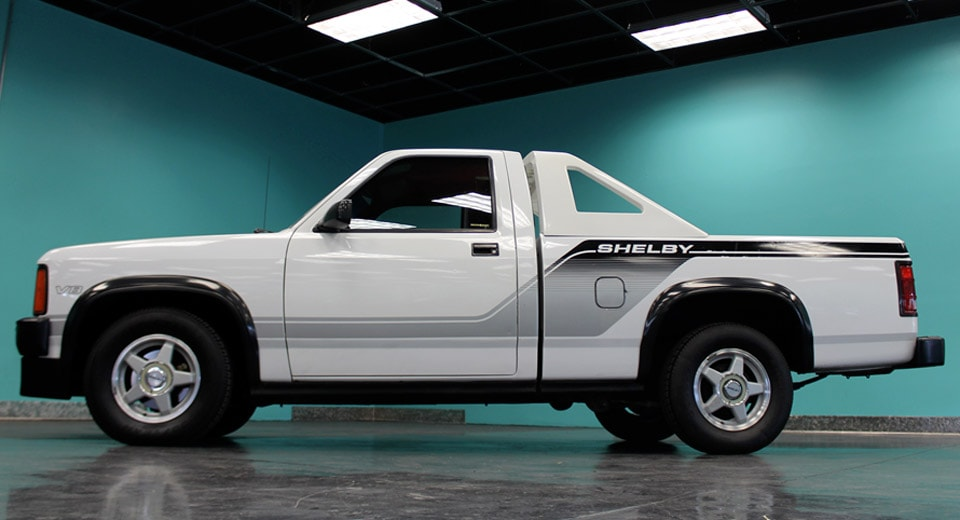 Shelby Dakota Min on 1991 Dodge Dakota 5 2 Engine