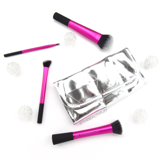 real techniques color pop set - the beauty puff