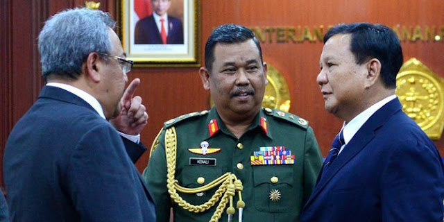 Tak Main-main, Prabowo Sudah 'Sisir' Belanja Alutsista Berorientasi Proyek