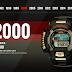 G-Shock GW-100 Ant Man Jam Casio Penerima Isyarat Atom Yang Pertama