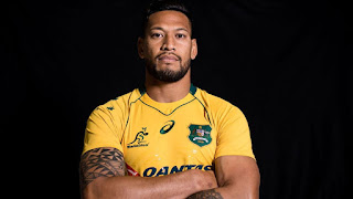RUGBY STAR ISRAEL FOLAU SHUNS PUNISHMENT OVER ANTI-GAY COMMENTS ON SOCIAL MEDIA