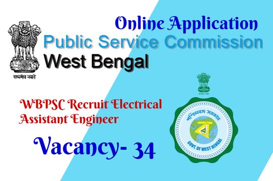 WBPSC Recruit Electrical Assistant Engineer
