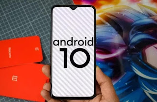 New and latest themes on Android 10