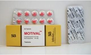 Motival tablets