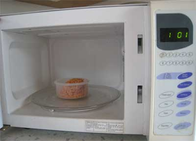 Microwave Ovens Are Supposed To Be Efficient Because They Heat Food Directly This Is The Oven Generates Microwaves Which Interact Specifically With