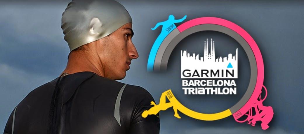 Garmin Triathlon Barcelona 2015