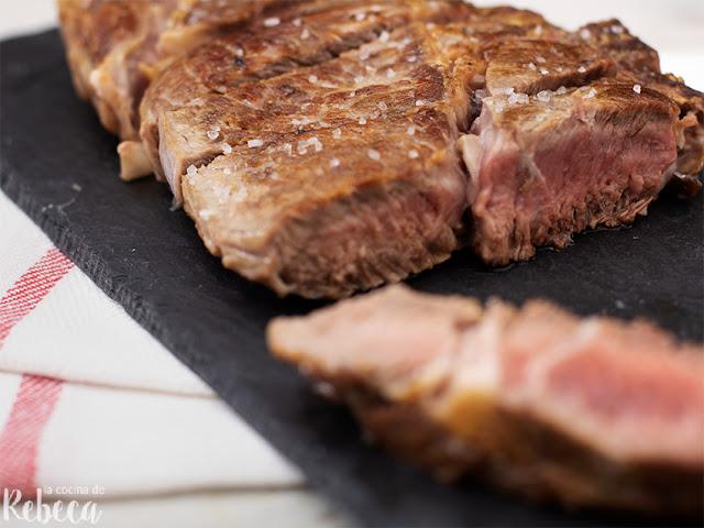 Cómo calcular el punto de la carne