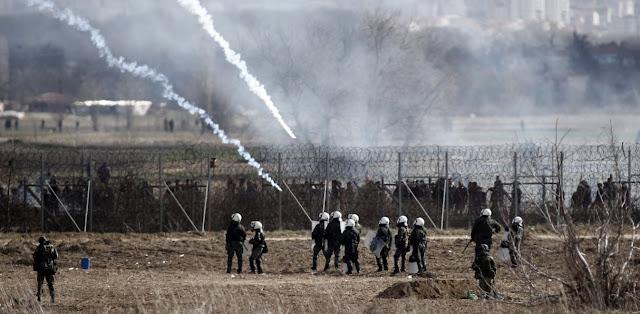 Der Spiegel: «Η Τουρκία κατηύθυνε τα επεισόδια στα ελληνικά σύνορα»
