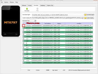 Tutorial Flash Redmi Note 4 MTK 100% Work