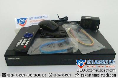 Jual Harga Paket 4 CCTV Pasang 4 Kamera CCTV Paket CCTV Hikvision