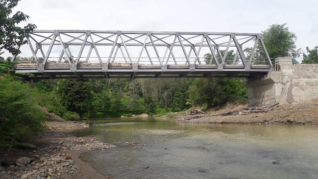 ASA Buktikan Bangun Jembatan Permanen di Kalamisu di Tahun Kedua Nahkodai Sinjai