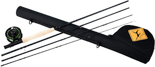 Echo Base Fly Rod Kit review from Amazon