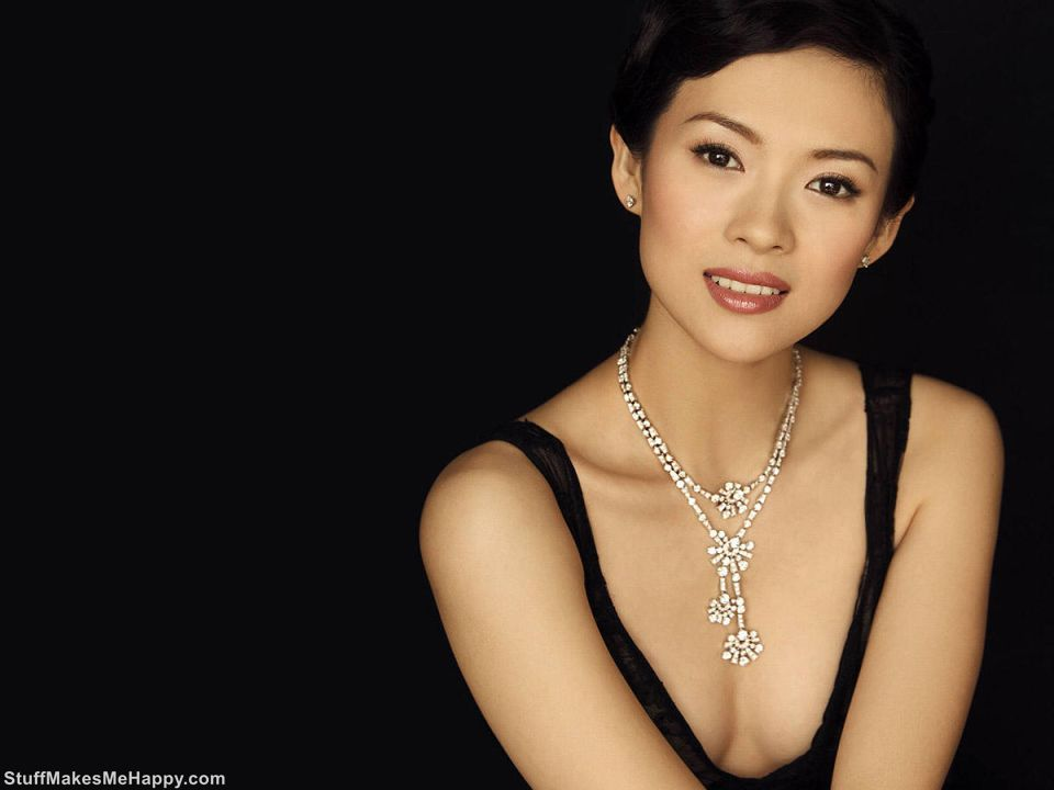 14. Time magazine named Zhang Ziyi 'Chinese gift to Hollywood'