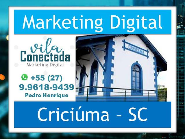 Marketing Digital Profissional Criação Site Loja Virtual Criciúma Santa Catarina