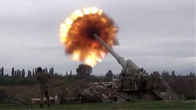 Ναγκόρνο Καραμπάχ: Ηχούν ξανά σειρήνες στη πρωτεύουσα – Νέα πλήγματα και εκρήξεις