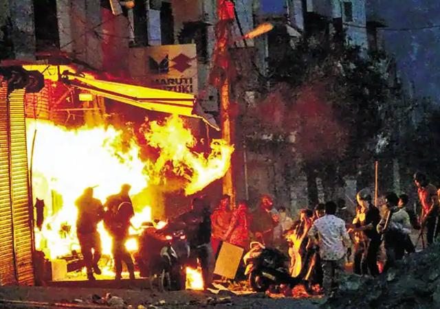 Delhi violence case, kapil mishra