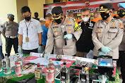 Oknum Kepala Sekolah di Cianjur Diciduk Polisi Saat Pesta Sabu Bersama Istri Muda