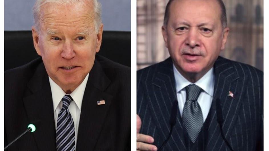 Ο Ερντογάν δεν εμπιστεύεται τον Μπάιντεν - αλλά τον χρειάζεται