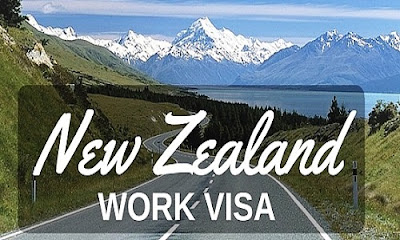 New Zealand Working Visa