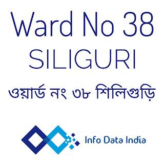 Ward 38 siliguri Info data india