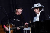 Neil Young, Bob Dylan, 2019