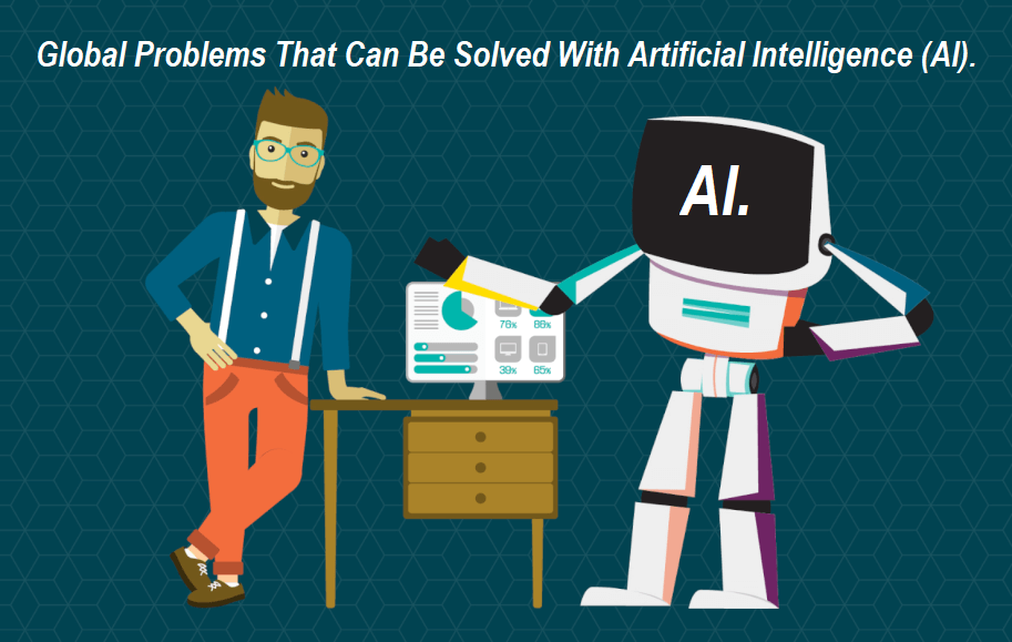 Problems That Can Be Solved With Artificial Intelligence