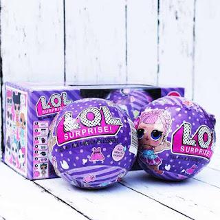 Mainan LOL Adalah Kejutan Terbaik Untuk Kado Anak (Surprise)