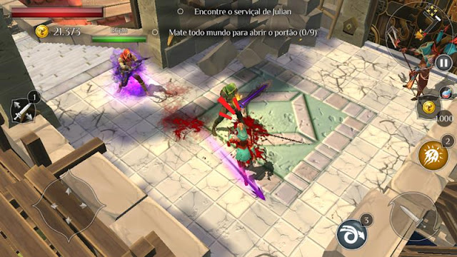 Dungeon Hunter: Curse of Heaven APK