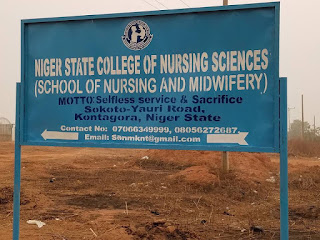 Niger State School of Midwifery Admission List 2020/2021