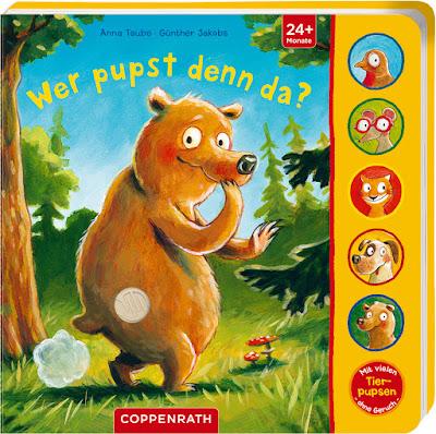 """""""Wer pupst denn da?"""" von Anna Taube und Günther Jakobs, Kinderbuch, Bilderbuch"""