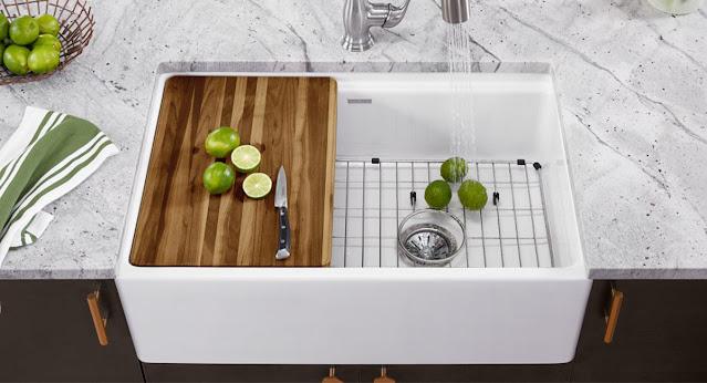 Elkay kitchen sink