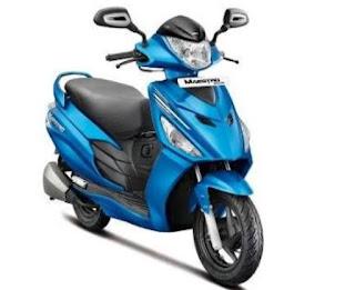 Hero Maestro Edge 110cc बेहतर BS6 इंजन के साथ भारत में लॉन्च हुई
