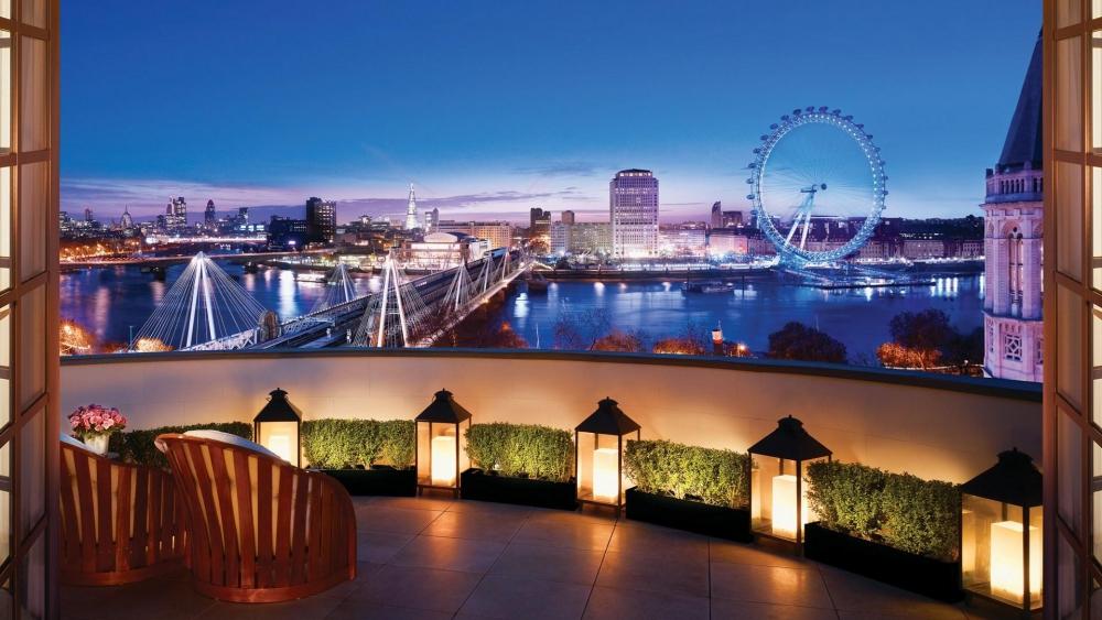 Cool London - Shoppen & Übernachten in der britischen Metropole - Corinthia Hotel