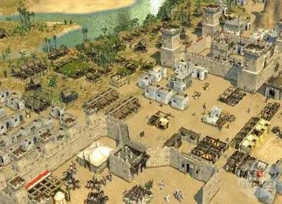 تحميل لعبة Stronghold Crusader 2 مضغوطة بحجم صغير
