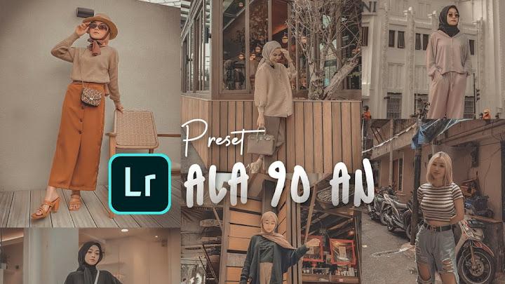 Download Preset Analog Jaman Dulu Ala 90an   Lightroom