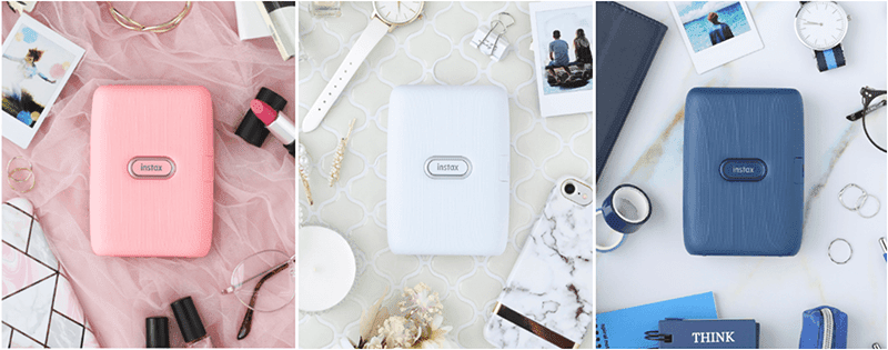 Print your smartphone photos instax-style with the Link